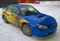 Some co-driving in a proper rally car. Photo Jukka Kolari, Coriosi www.coriosi.com
