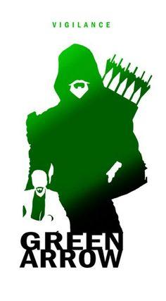 Vigilance - Green Arrow by Steve Garcia