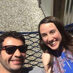 @aigaboston hammock #selfie #aigaretreat