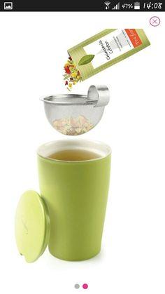 Gobelet tisanière 35cl tea forté