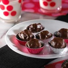 Chocolate Peanut Butter Balls Recipe | Kellogg's® Rice Krispies®