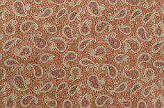 Debbie Mumm Fabric Cotton Quilting Fabric Paisley Fabric www.thefabricscore.etsy.com #thefabricscore #fabric #sewing #debbiemumm