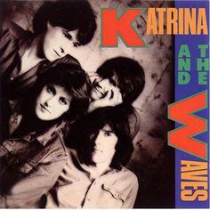 Saved on Spotify: Walking On Sunshine by Katrina & The Waves