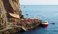 The sun deck at Il San Pietro - Positano, Italy (Amalfi Coast) #hotel #luxurytravel #travel