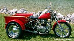 1979 XS650 Trike
