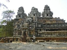 Cambodia Temple - Beautiful!