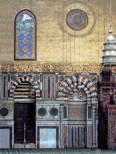 ... مسجد الاشرف برسباي .. شارع المعز لدين الله الفاطمي ... القاهره