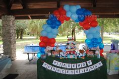 Vintage Sports Baby Shower Party Ideas Sports baby Babies and