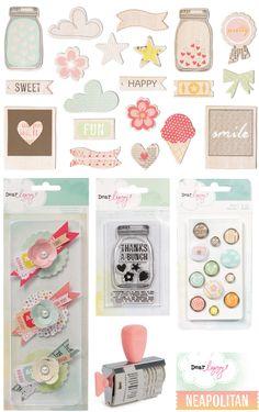 Por Shamara Ib Ca Un sticker, un listón o un botón.. pueden ser elementos que le den un toque creativo a tus proyectos de scrapbooking, accesorios que dan vida a tus layouts y complementan a tus fo…
