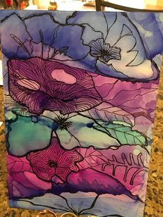 By LeslieFrederick alcohol ink
