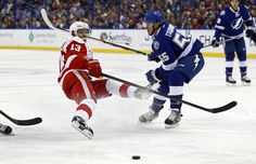 Tampa Bay Lightning at Detroit Red Wings, Hockey Betting, Vegas Odds and Bet On Sports, October 13th 2015