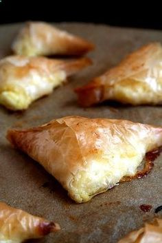 Tiropitas Recipe  Greek Feta Pies with Variations..a recipe on Food52