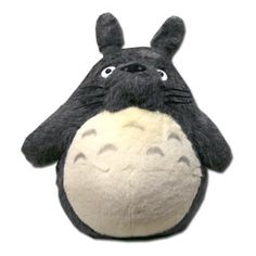 Totoro DX Plush *Giant* -- My Neighbor Totoro