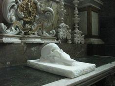 Het werk 'Salomé' van Jan Van Oost dat uit de kathedraal is verdwenen