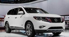2016 Nissan Pathfinder Release Date