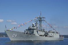 HMAS NEW CASTLE FFG06