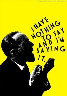 I have nothing....