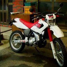 Yamaha DT Lanza.
