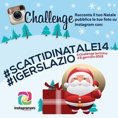 #scattidinatale14 #igerslazio