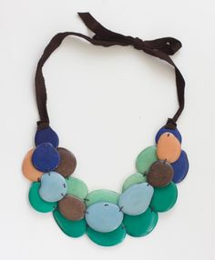 Scattered Steps Necklace from Noonday Collection, just released & now instock!