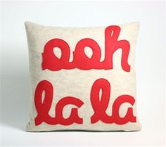 I can't get enough of these pillows ...