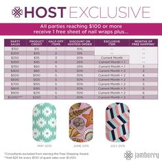 Want to earn free Jamberry? Cassiekelly.jamberrynails.net