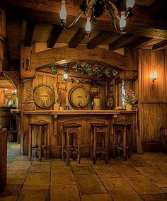 The Green Dragon Pub (New Zealand)