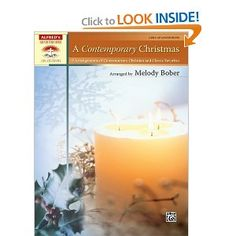 A Contemporary Christmas (Sacred Performer Collections)