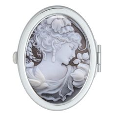 Shop Blue Cameo Compact Mirror created by Diamond_Willow. Vintage Gothic, Cameo Jewelry, Beading Projects, Fantasy Jewelry, Compact Mirror, Timeless Beauty, Arm Band Tattoo, Makeup Cosmetics, Vintage Items