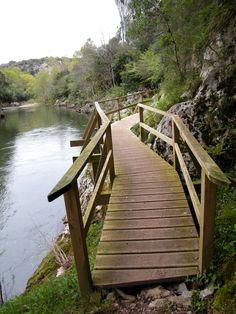 Senda fluvial del Nansa. #Cantabria #Spain #Travel