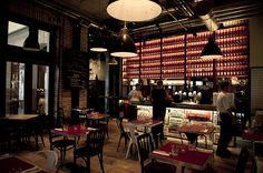 @basiccollection, Spíler Budapest #restaurant #design #furniture #hungary #basiccollection #budapest