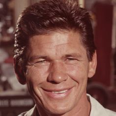 Charles Bronson 11/3/21 - 08/30/03. The Great Escape, The Dirty Dozen, The Mechanic, Once Upon a Time in the West and Death Wish.  Married 3 times and had 6 children. Charles Dennis Buchisnky - Polish and Lithuanian.