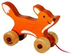 @Jess Perfect for you! Wooden Fox from France