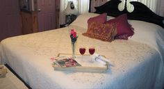 English Meadows Suite at the Berry Patch Bed and Breakfast. All rooms have free WiFi. Price includes a delicious full breakfast each morning. (115 Moore Road Lebanon PA 17046)