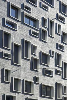 ventanas asimétricas
