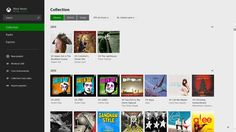 Hands-On with Windows 8.1: Xbox Music App | Windows 8 content from SuperSite for Windows