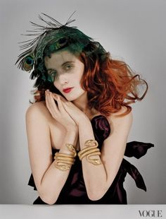 Vogue Daily — Florence Welch by Tim walker