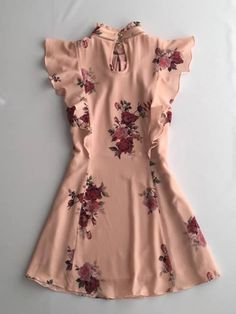 dress for pref round of sorority recruitment Mode Outfits, Dress Outfits, Casual Dresses, Short Dresses, Casual Outfits, Fashion Dresses, Dress Up, Look Fashion, Girl Fashion