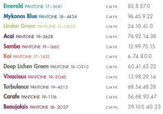 {trends} Pantone Fashion Color Report Fall 2013