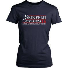 Seinfeld/Costanza 2016 - Men's/Women's/Hoodie