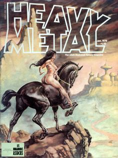 Heavy Metal Vol.1 no.10 - Januari 1978