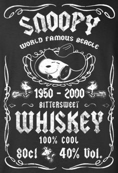 Snoopy Love, Woody, Peanuts, Charlie Brown, Liquor, Whiskey, Cool Stuff, Friends, Gallery