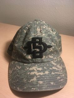 4c36307d San Diego State University Camp Hat SDSU Camp Hat Baseball Cap #fashion  #clothing #