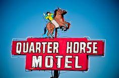 Quarter Horse Motel #boulderinn