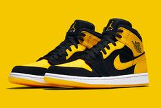 """The Air Jordan 1 """"New Love"""" Returns With a Subtle Update"""