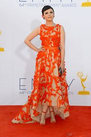 Ginnifer Goodwin Fishtail Dress