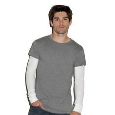 Find great deals on southernad for Mens Long Sleeve T Shirt in Custom T-Shirts and Men's Clothing. Shop with confidence. http://www.southernad.com/Embroidered-2-In-1-Long-Sleeve-Men-s-T-Shirt-p/3510.htm  #MensTShirt