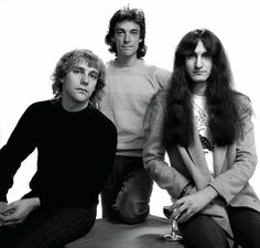 Rush power trio. 2nd greatest band in the world, right behind Zepplin