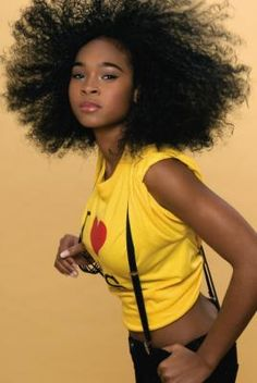 Beautiful Curly Afros