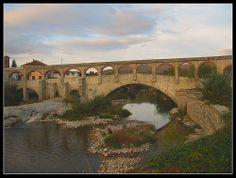 Bagnasco - Il ponte romano Piemonte Valle Varaita Cuneo   #TuscanyAgriturismoGiratola